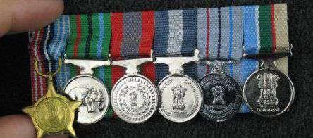 Karnataka honoured with President's police medals