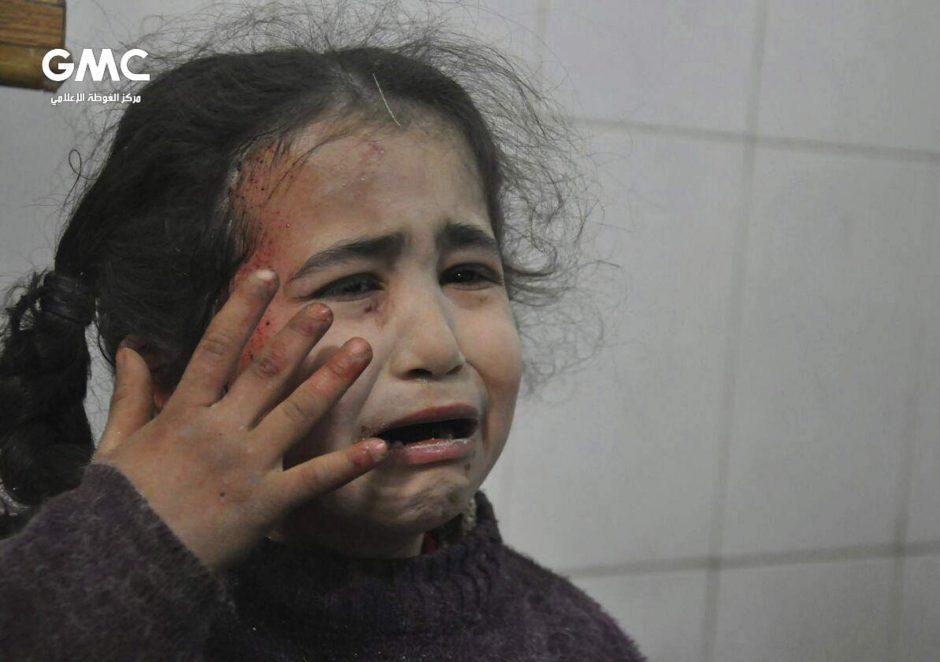 Syria President Bashar al-Assad's forces bomb Ghouta despite ceasefire call, toll reaches 500
