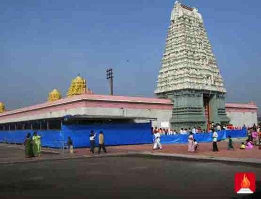 Shri Balaji Sansthan, Washim, Maharashtra