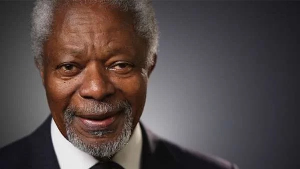 Top Kofi Annan Quotes