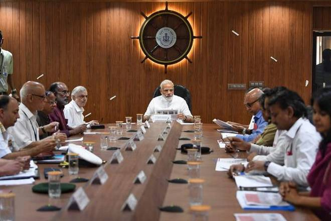 Kerala floods: PM announces interim relief of ₹500 crore against State's demand of ₹2000 crore