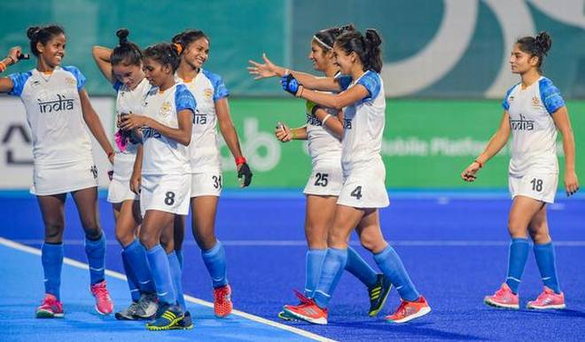 Indian women's hockey team reaches first Asian Games final in 20 years