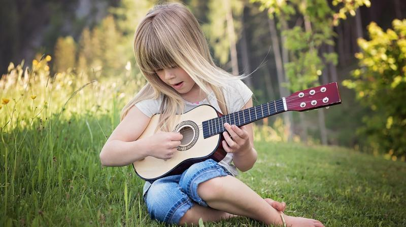 How music can help children support their autistic peers