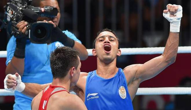 Asian Games 2018: Amit Panghal bags gold in men's boxing