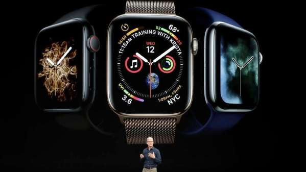 Apple Watch Is Almost A Medical Device