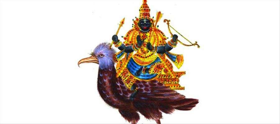 Worship Shani Dev every Saturday for Prosperity