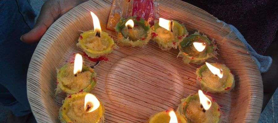 Importance of using Lemon in Durga Pooja