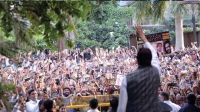 Amitabh Bachchan gets emotional
