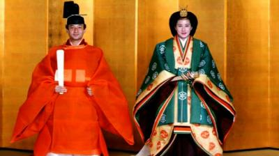 Japanese regalia decoded