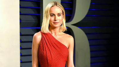 Brie Larson talks about pay equality