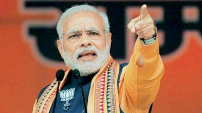 Attempt to influence polls with 'reverse swing': Modi on Pak PM's remarks