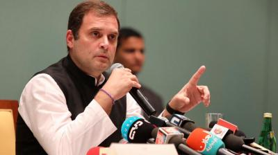 'Rafale statement made in heat of campaigning': Rahul to SC