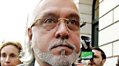 Mallya repeats offer of 100 per cent payback for Indian banks